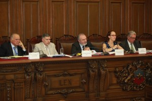 Participación del Secretario General Iberoamericano, Enrique Iglesias, en la Asamblea EuroLat. Chile, 24 de enero 2013