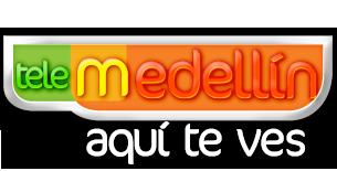 Logo Telemedellín