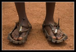 Masai Shoes by Judith Nicolai
